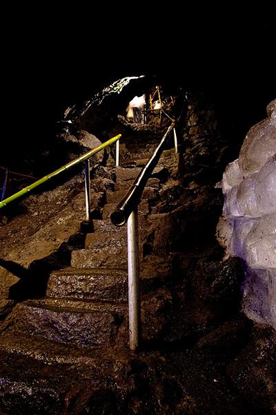 回程的階梯
